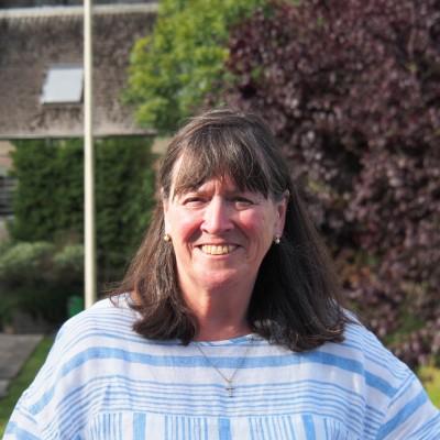 Derath Durkin, Chair of Newlyn FISH Trust