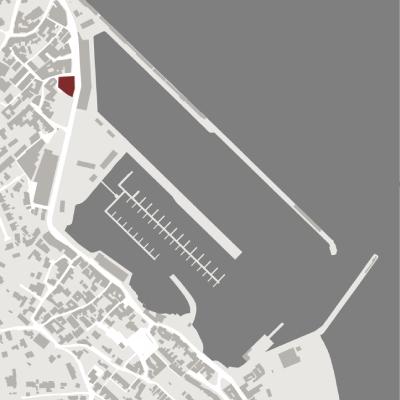Site location map for Former Ice Works (image by Feilden, Clegg Bradley Studios
