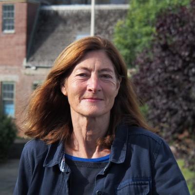 Jeanette Ratcliffe, Secretary of Newlyn FISH Trust