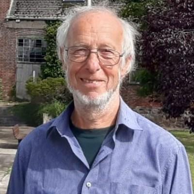 Photo of Mike Sagar-Fenton, Trustee of Newlyn FISH Trust