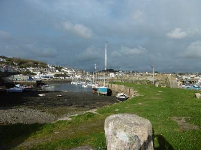 View along Newlyn Old Quay (Photo from Feilden Clegg Bradley Studios)