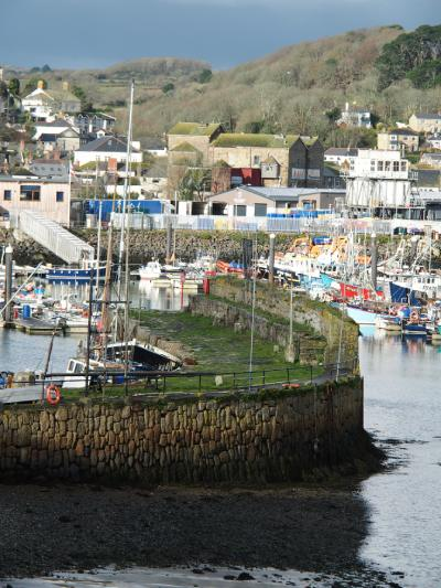 Newlyn old quay with former ice works in background (photo by David Need)